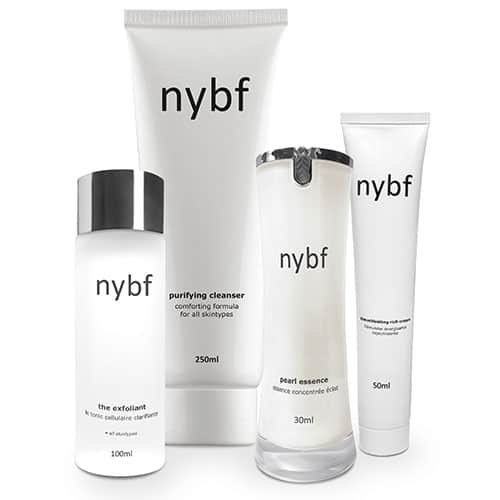 NYBF basispakket rijpere huid
